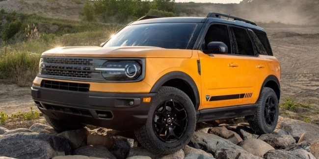 Ford starts production of Bronco