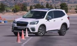 """How the new Forester passed the """"moose test"""""""