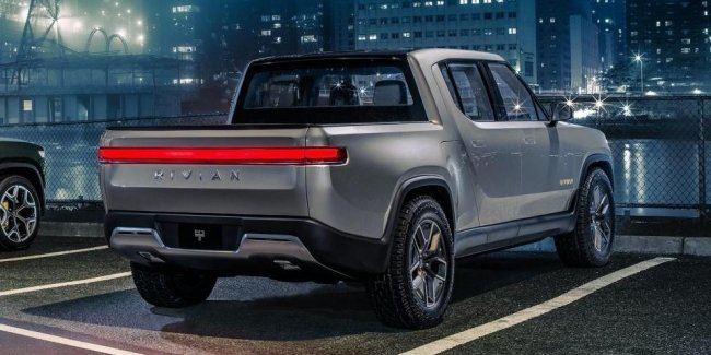 Removable battery: innovations from Rivian