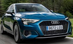 New Audi A3 hatch has a 'moose test'
