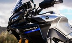 New Yamaha Tracer 9 GT motorcycle