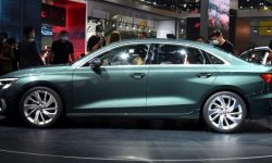 Audi unveils A3 for driver