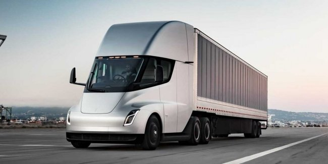 Tesla Semi will not pass the previously promised km