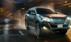 Nissan X-Terra: the old name for the new SUV
