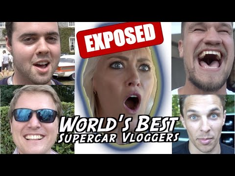 Inside The World's Best Supercar YouTubers | ft. Vehicle Virgins, Shmee150, DDE, SOL, Mr.JWW…