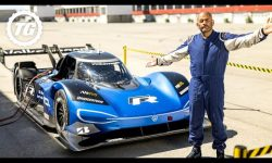 FASTER THAN AN F1 CAR: Volkswagen I.D. R vs Chris Harris (EXTENDED): Series 28