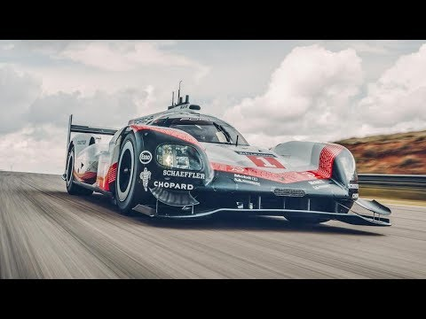 The AMAZING Porsche 919 Hybrid | Chris Harris Drives