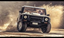 The Lamborghini LM002