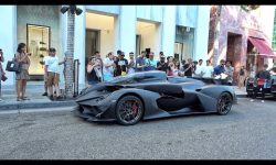 Tachyon Speed Shocks Rodeo Drive!