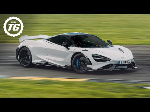FIRST DRIVE: McLaren 765LT: Flat out on track in the latest longtail (4K)