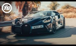 Driving the £5.4m Bugatti Divo
