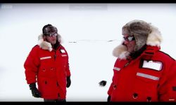 James and Jeremy In DANGER During Arctic Race