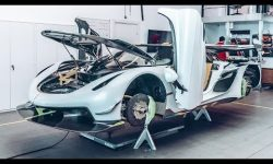 How to build a 300mph Koenigsegg Jesko