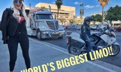 The World's Biggest Limousine