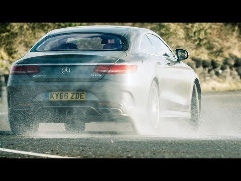 Mercedes-AMG S63 Coupe | Chris Harris Drives