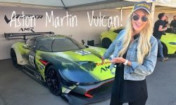 The Super Rare Aston Martin Vulcan AMR!