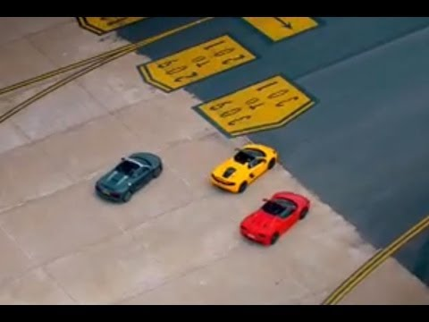 Supercar Runway Race | Series 20 | BBC