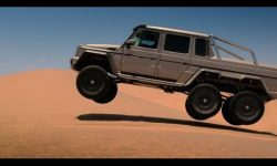 Mercedes G63 AMG 6×6 Review | Series 21 | BBC