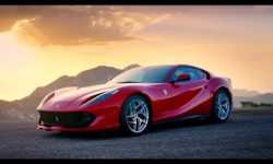 The Ferrari 812 Superfast: Series 25