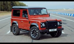Land Rover Defender Works V8 Walkaround