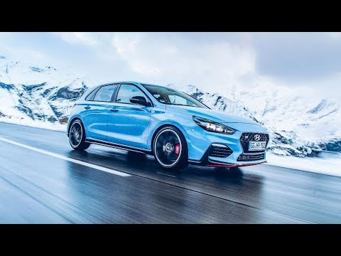 Hyundai i30N: Tested on Road and Track