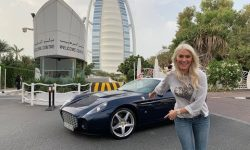 Ferrari 599 GTZ – The Only One in the World
