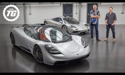 The secrets behind Gordon Murray's £2.5m, 650bhp T.50 hypercar and McLaren F1 (4K)