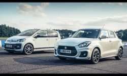 Volkswagen Up GTI vs Suzuki Swift Sport | Drag Races