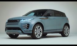 FIRST LOOK: Range Rover Evoque 2019