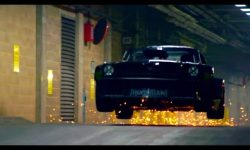 Ken Block Drifts London – EXTENDED Director's Cut | BBC