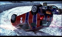Car Ice Hockey MAYHEM Winter Olympics
