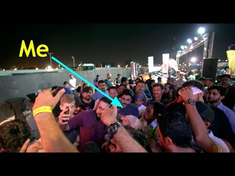 It got CRAZY – The Middle East's Biggest Car Festival!