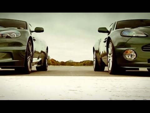 Aston Martin: DBS vs DB9 and Vanquish