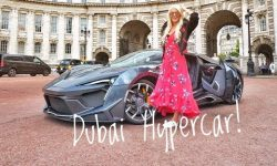 Dubai's Own Hypercar – The $1.6 Million Fenyr