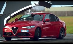 The Alfa Romeo Giulia Wall Challenge Series 24 | BBC