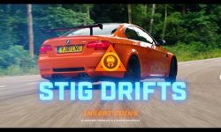 Brand New Stig Drifts: BMW M3 GTS