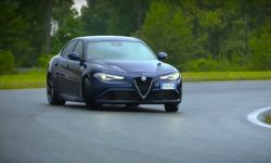 The Alfa Romeo Giulia Quadrifoglio | Chris Harris Drives
