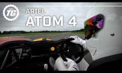 StigCam: Ariel Atom 4 Stig Lap… in the DRY