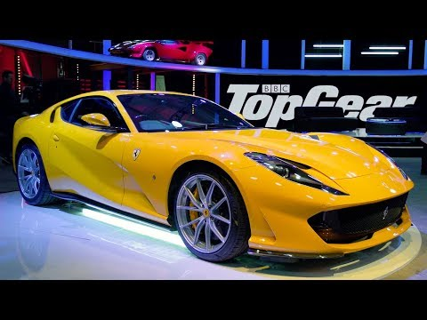 Chris Harris Ferrari 812 Superfast Walkaround: Series 25