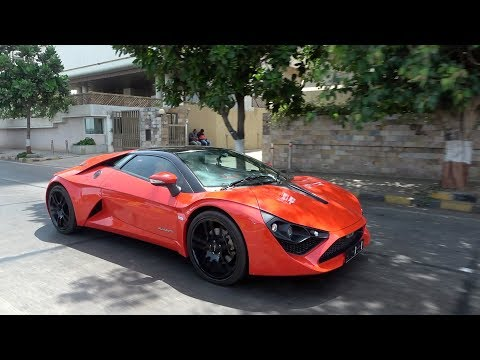 The Indian Sports Car You've Never Heard Of | DC Avanti