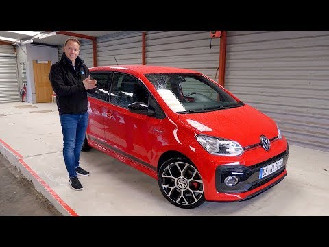 Volkswagen Up GTI Walkaround