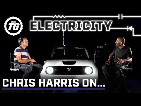 IS THERE ENOUGH JUICE? Chris Harris talks EVs with Graeme Cooper from the National Grid
