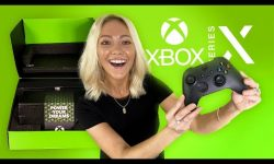XBOX Series X – First Look at Gameplay & Unboxing