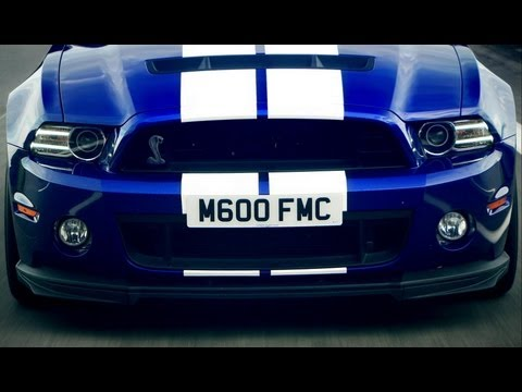 Shelby Mustang GT500 Vs Train | Race to the San Siro – Part 1