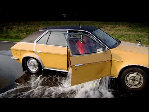 WET & WILD! British Leyland Challenge Highlights | Series 10 | BBC
