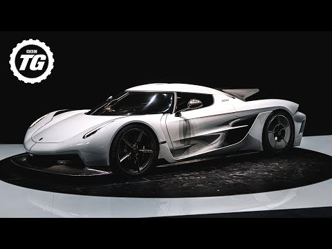 FIRST LOOK | 310mph+ Koenigsegg Jesko Absolut… Bugatti's worst nightmare?