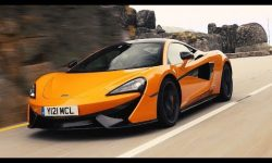 McLaren 570S vs Porsche 911 Turbo vs Audi R8 V10