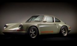 911 Modified by Singer | Porsche 911 Tribute