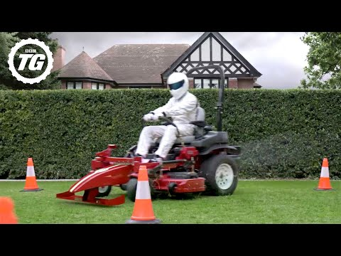 The Stig's Guide to Social Distancing
