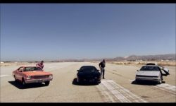 DeLorean vs KITT vs General Lee | Hollywood Cars USA